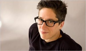 Alison Bechdel - Via Barnes and Noble