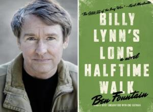 Ben Fountain's Billy Lynn's Long Halftime Walk - Image via USA Today
